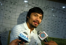Atomic: How Manny Pacquiao Got To Congress