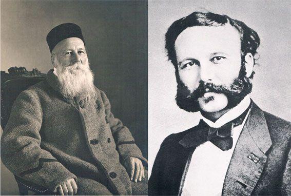 Henry Dunant And Heiden