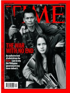 TIME cover story on NPA
