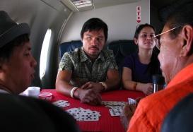 Pacquiao's Big Gamble